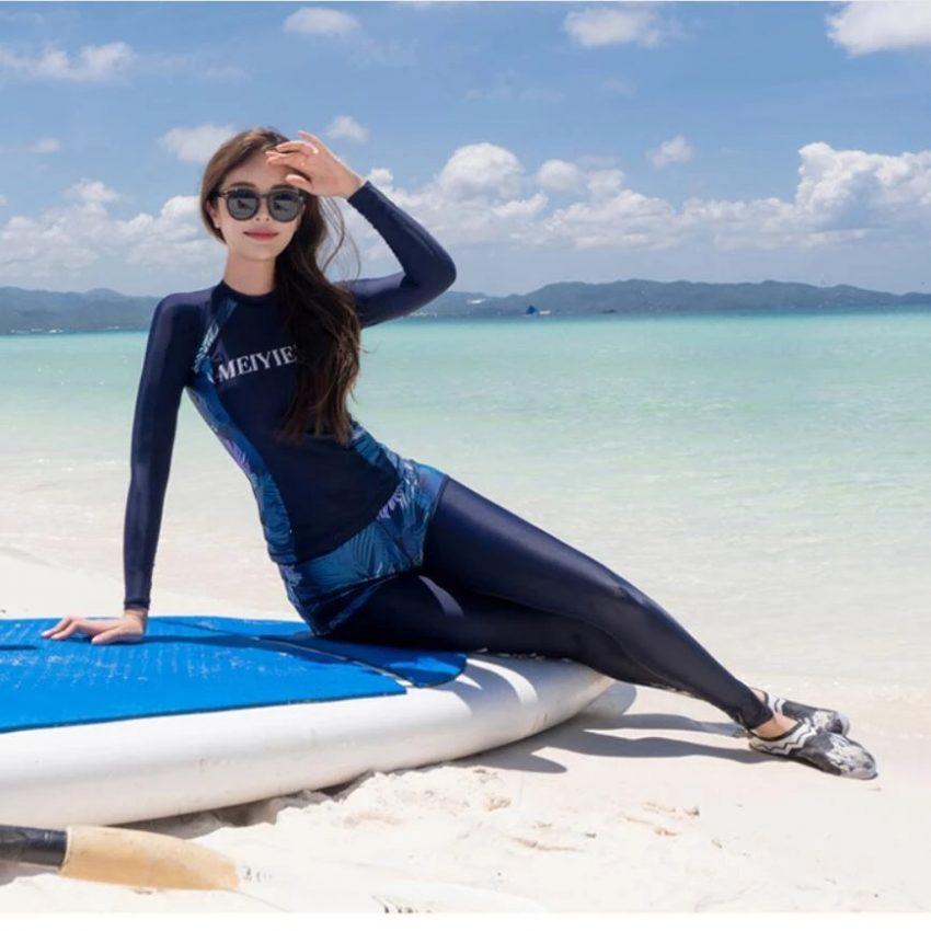 Model Pakaian Renang Wanita yang Direkomendasikan